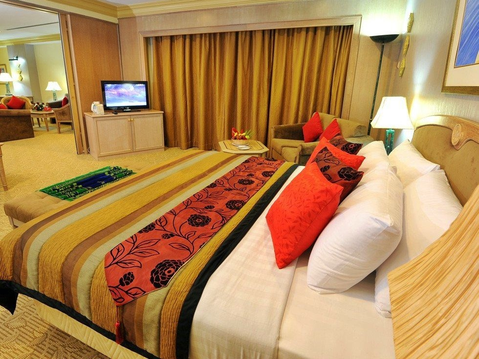 Room in Mahkota Hotel
