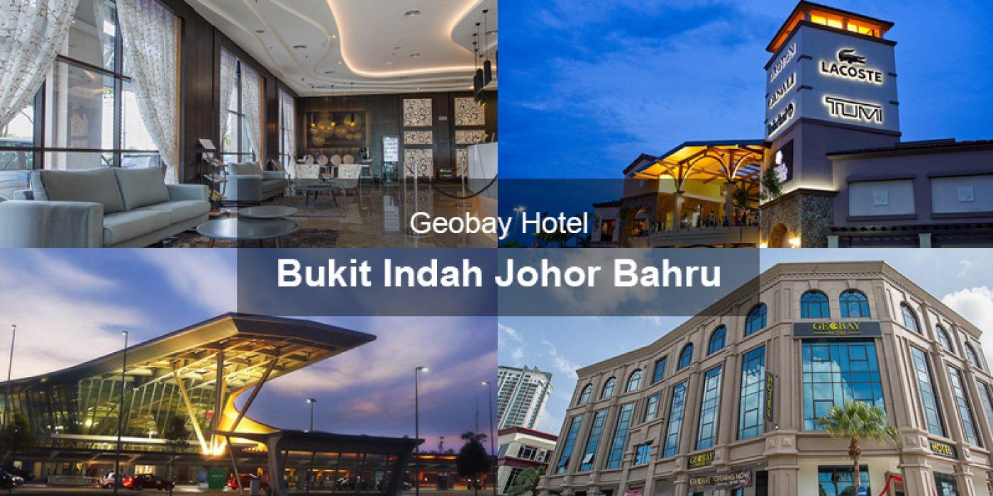 Geobay Hotel Bukit Indah Johor Bahru