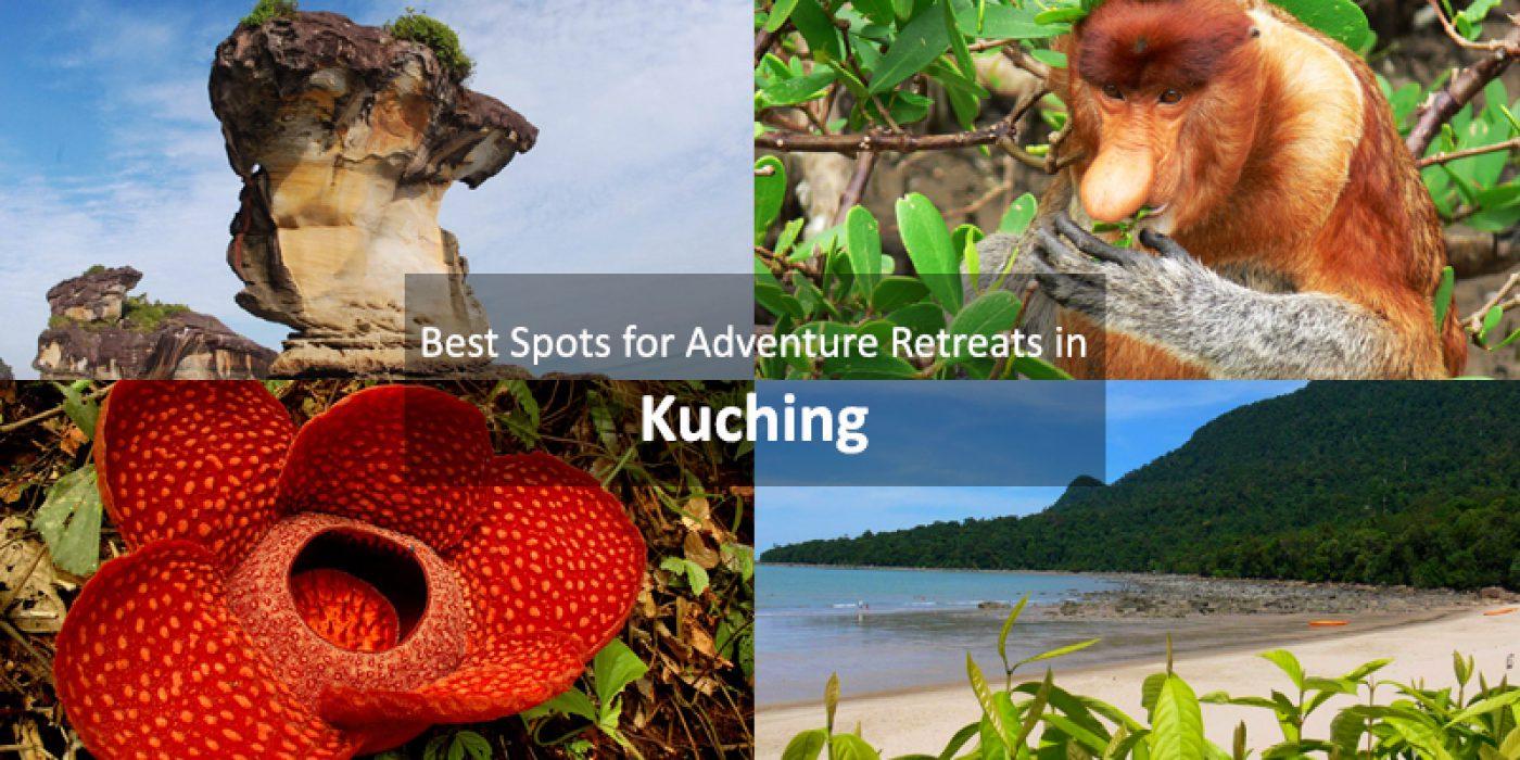 Best Spots for Adventure Retreats in Kuching