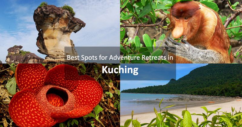 Best Spots for Adventure Retreats in Kuching