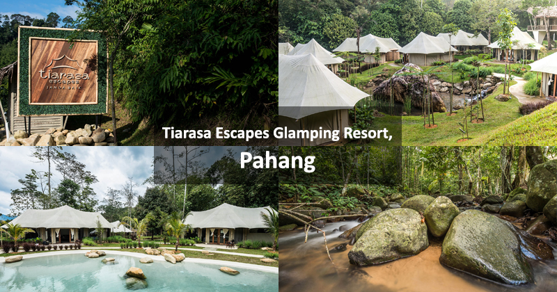 Tiarasa Escapes Glamping Resort