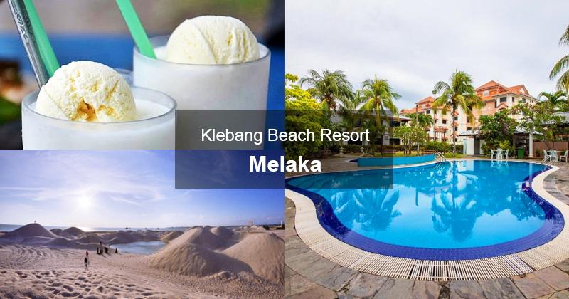 Klebang Beach Resort, Melaka