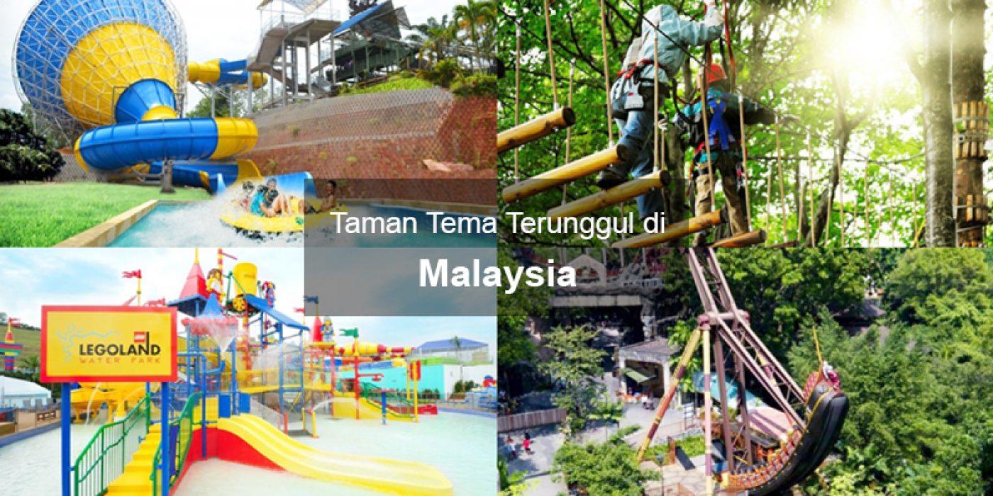 Taman Tema Terunggul di Malaysia