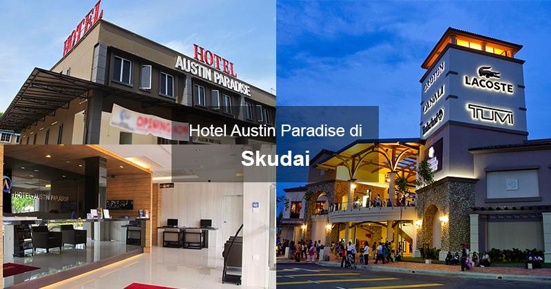 Hotel Austin Paradise di Skudai