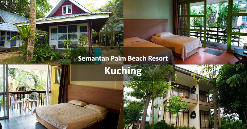 Sematan Palm Beach Resort, Kuching