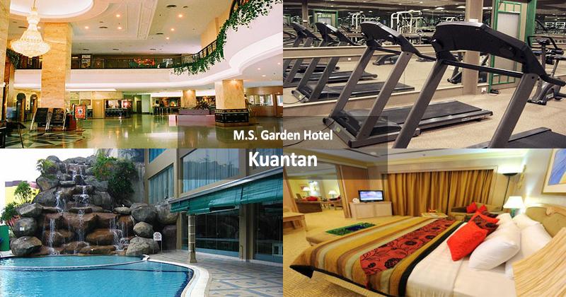 M.S. Garden Hotel, Kuantan