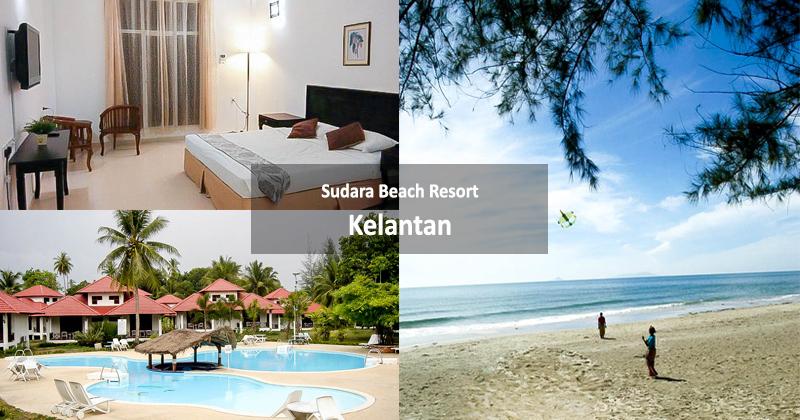 Sudara Beach Resort, Kelantan