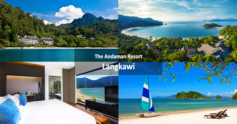 The Andaman Resort, Langkawi